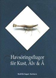Havsöringsflugor Kust,Älv & Å