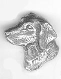 Tennbrosch Labrador liten