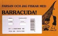 Fiskenät Barracuda 5 fot -30m (25mm)