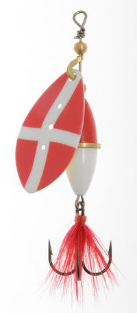 Wipp Spinn.  15 g Danmark