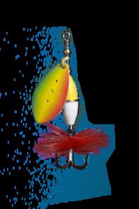 Wipp Spinn.15 g Rainbow
