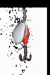 Akka Spinnare  HOT  3 g Silver