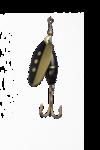 Panter Spinn.15 g. Harr Guld